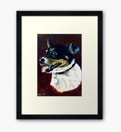 Mattie Framed Print