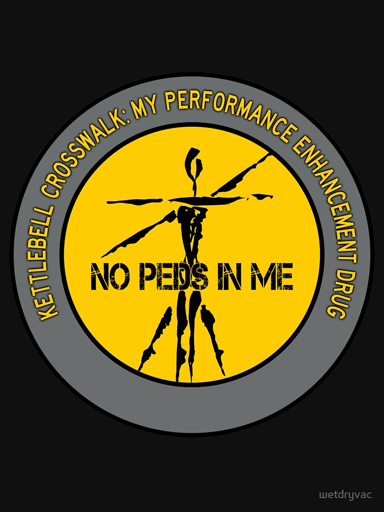 Kettlebell Crosswalk - My Performance Enhancement Drug by wetdryvac