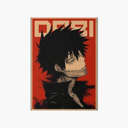Dabi [My Hero Academia] Art Board Print