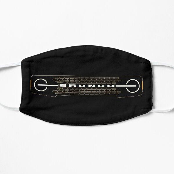 Bronco 2021  Sasquatch Grill Flat Mask