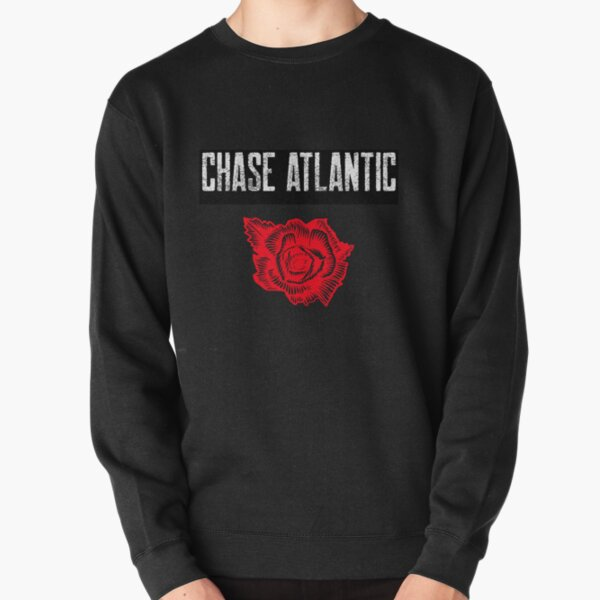 Chase Atlantic Design Pullover Sweatshirt