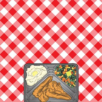 Retro TV Dinner by ross-campbell