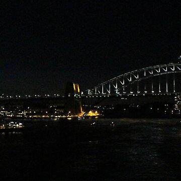 Sydney Icons at night. by EonEnt