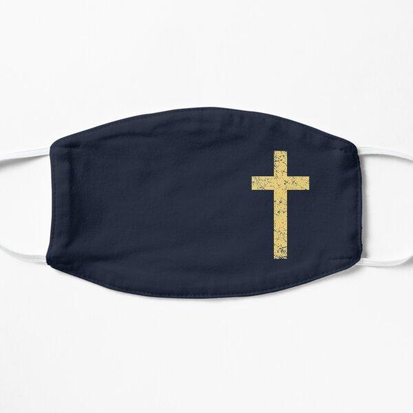 Cross Christian Roman Byzantine Empire Flat Mask