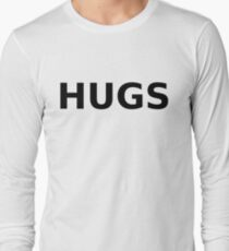 HUGS - IN A TEE Long Sleeve T-Shirt