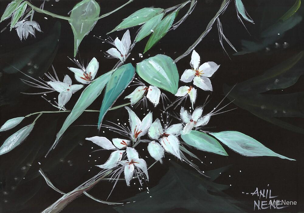 Flowers N Petals by Anil Nene