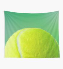 Tennis-ball Wall Tapestry