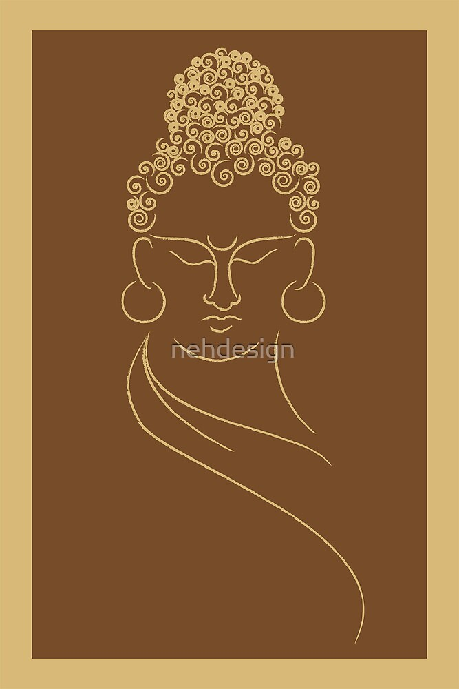 Lord Buddha by nehdesign