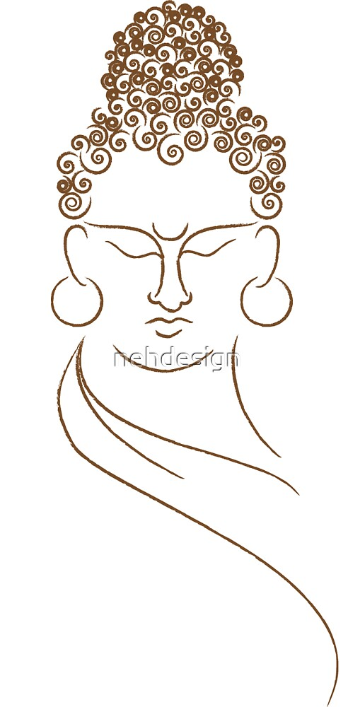Lord Buddha by nehdesign