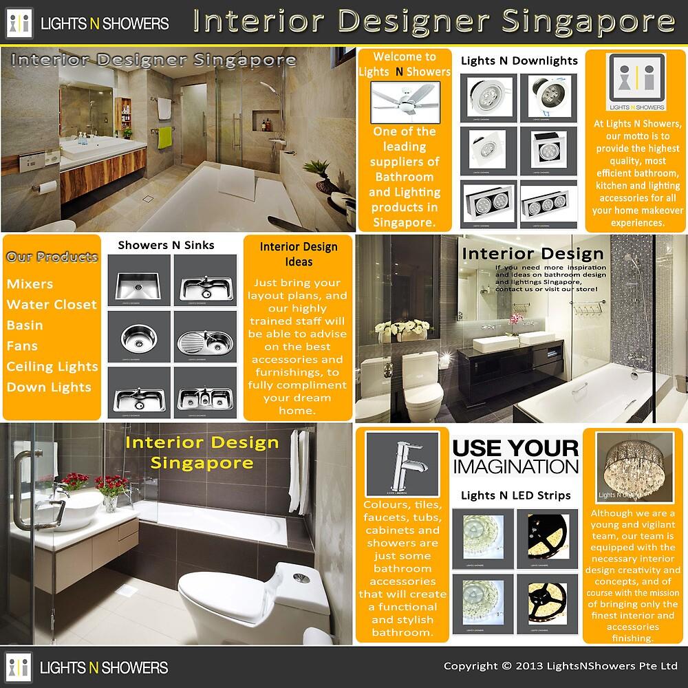 Interior Designer Singapore by InteriorDesigne