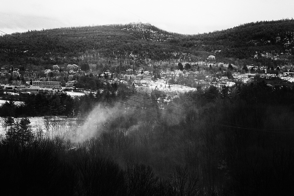 Steamy Winter Day in the Valley by Nazareth