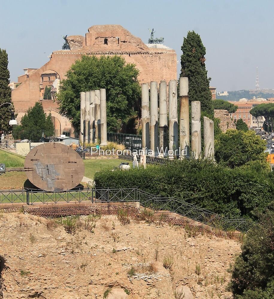 Coliseum by Katherine Hartlef