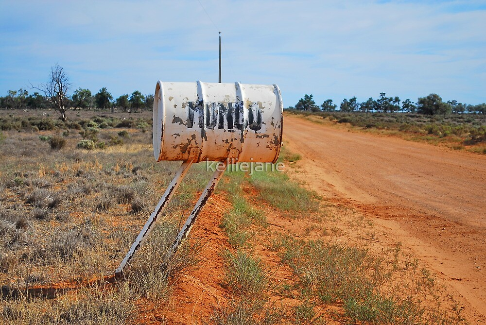 A visit to Mungo by kelliejane