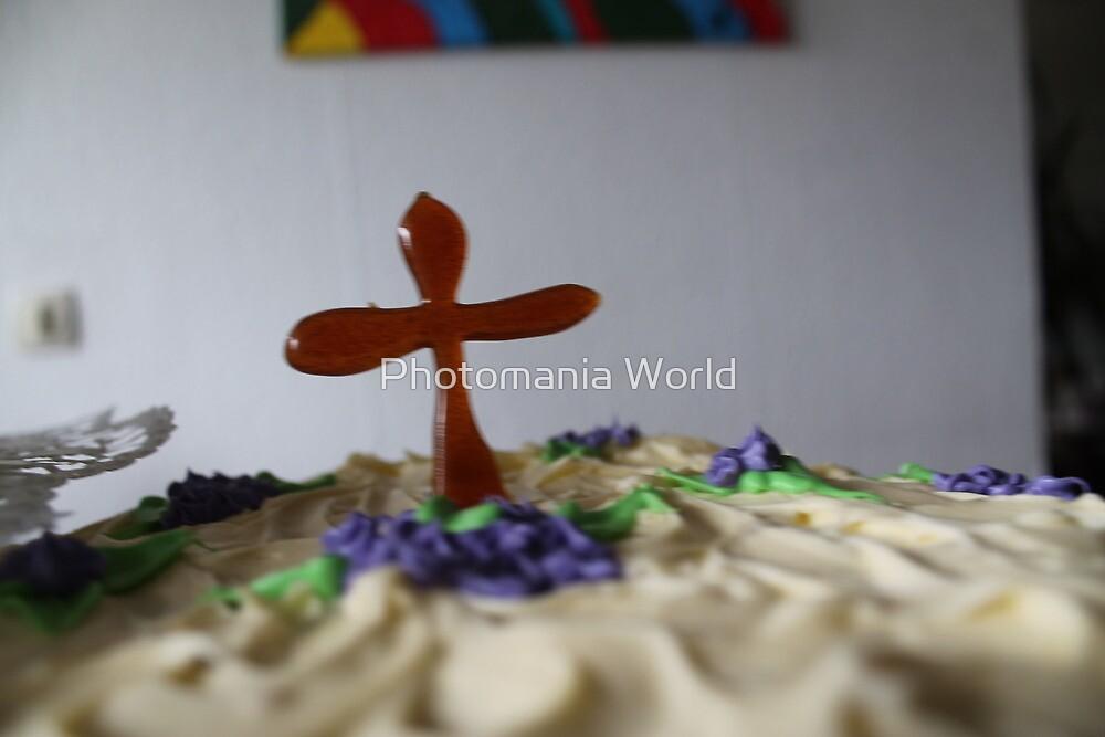 cake by Katherine Hartlef