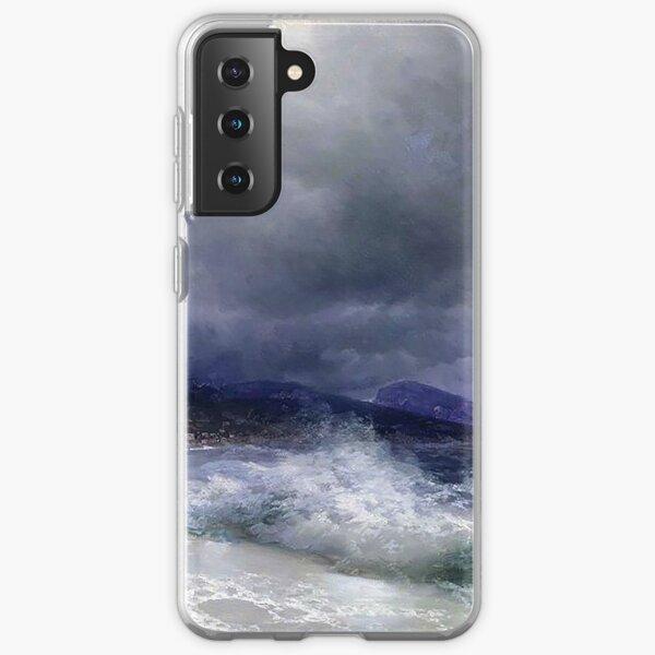 Yalta - Ivan Aivazovsky - 1899 Samsung Galaxy Soft Case
