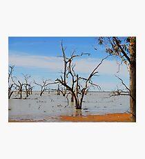 Menindee Lakes Photographic Print