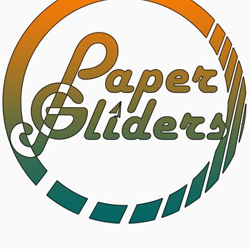 Paper Gliders (Color Design) by vaughnchung18