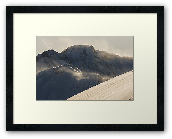 Japanese alps by Quentin Jarc