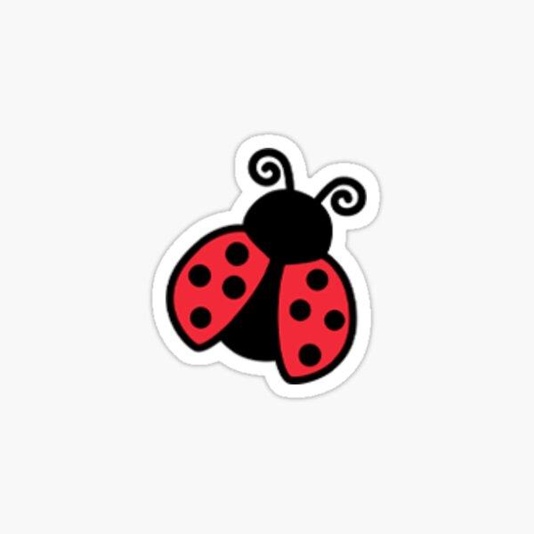 Cute Ladybug Sticker