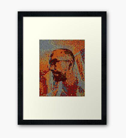 Forty Five Pounds sterling (£45) Framed Print