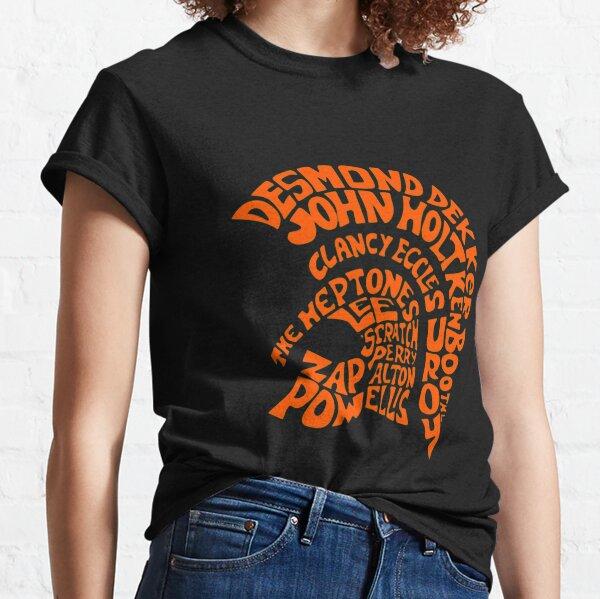 Trojan Records Design T-Shirt Classic T-Shirt