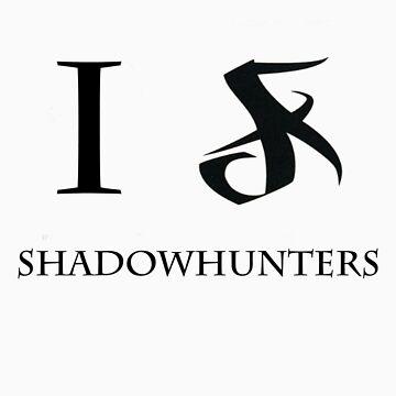 I Love Shadowhunters by Pikachunicorn