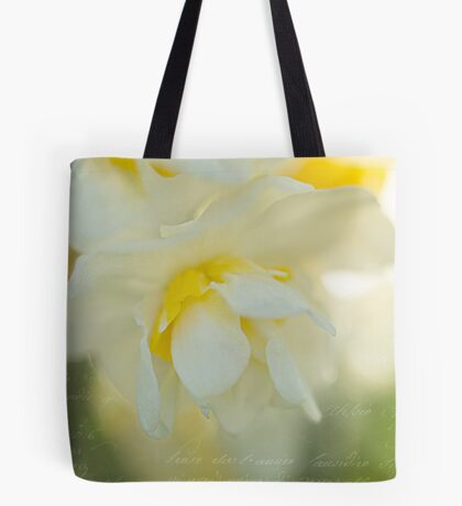 Jonquil Tote Bag