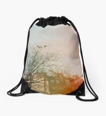 City Girls Drawstring Bag