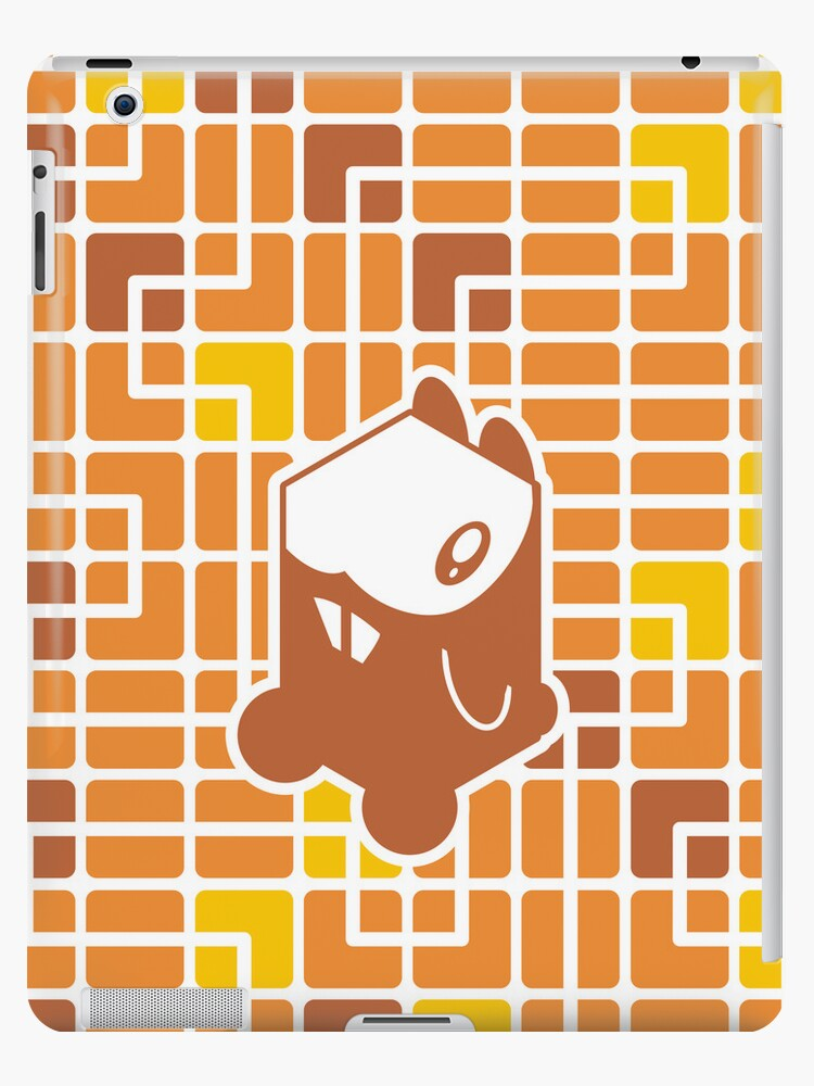 Cube Animals: The hamster by digitalstoff
