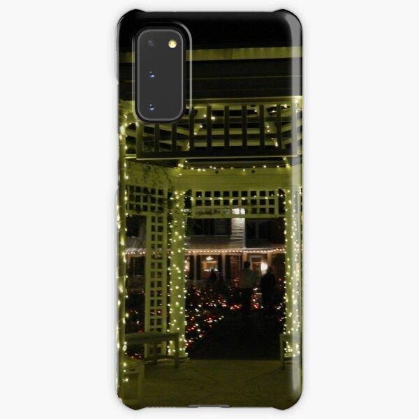 FESTIVAL of LIGHTS - Richmond, VA        ^ Samsung Galaxy Snap Case