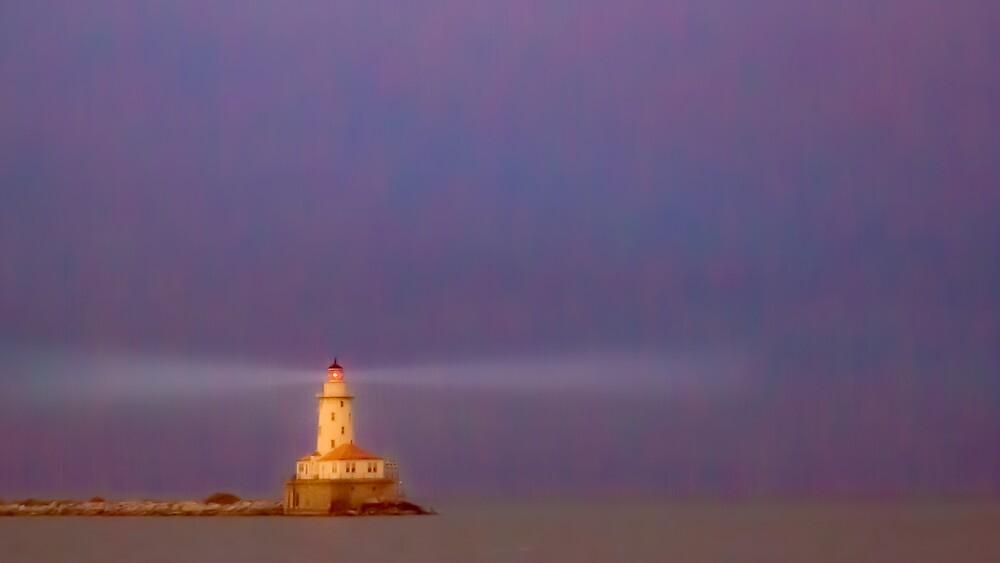 Evening light by BeardyGit