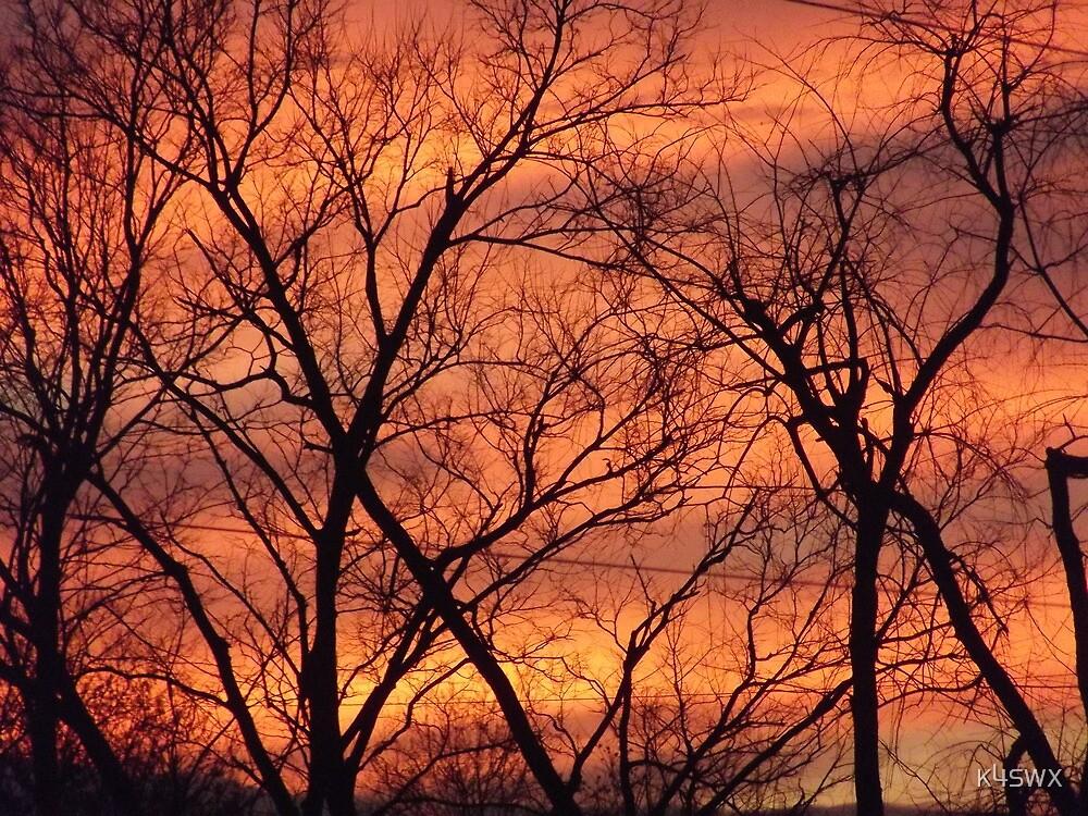 Sky Fire by K4SWX