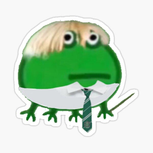Fraco // Frog Draco Malfoy Sticker