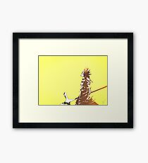 Ornstein Color Framed Print