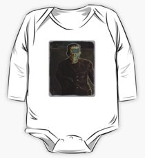 Frankenstein's Monster wants you One Piece - Long Sleeve