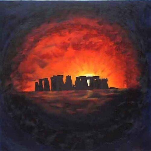 Stonehenge by elliottart