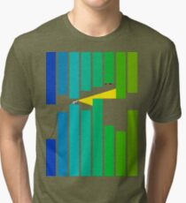 The Cave of Sound Tri-blend T-Shirt