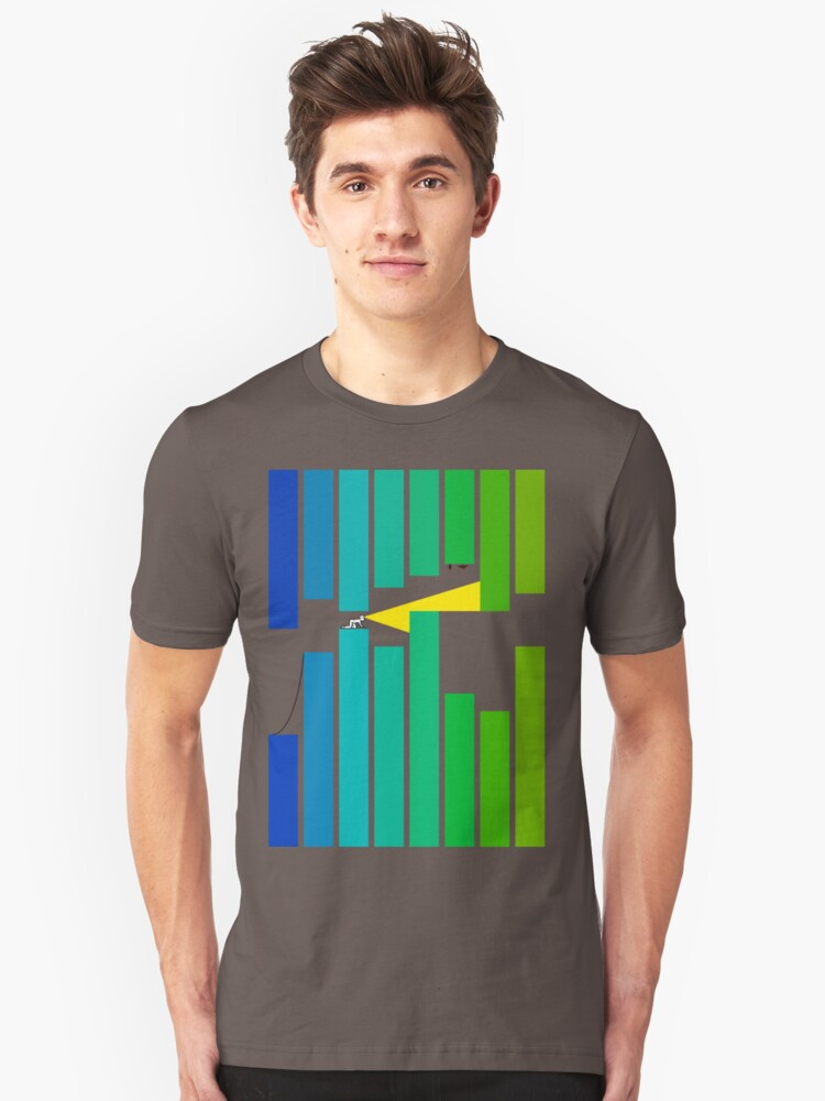 The Cave of Sound Unisex T-Shirt Front