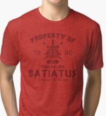 Batiatus Athletic Club Tri-blend T-Shirt