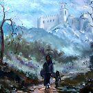 A Solemn Path by Almeida Coval