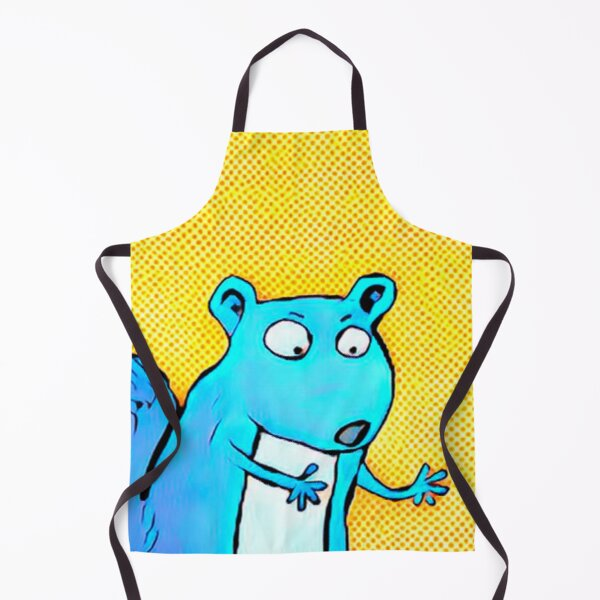 EXTRAPOLATING SQUIRREL Apron