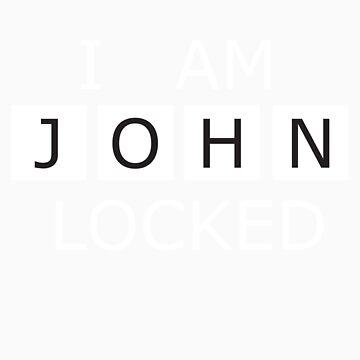 I AM JOHN LOCKED by TheresaLammon