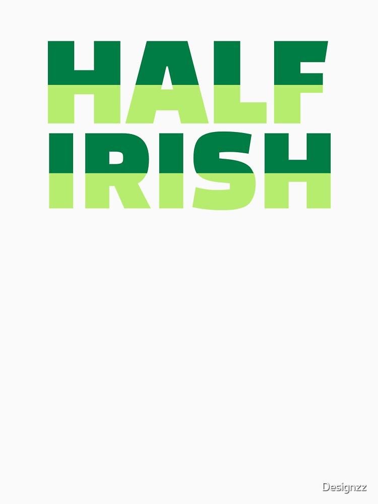 Half Irish St. Patrick's day by Designzz