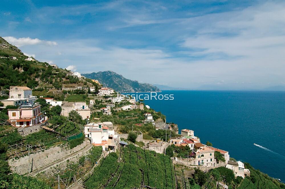 Italy. Amalfi Coastline by JessicaRoss