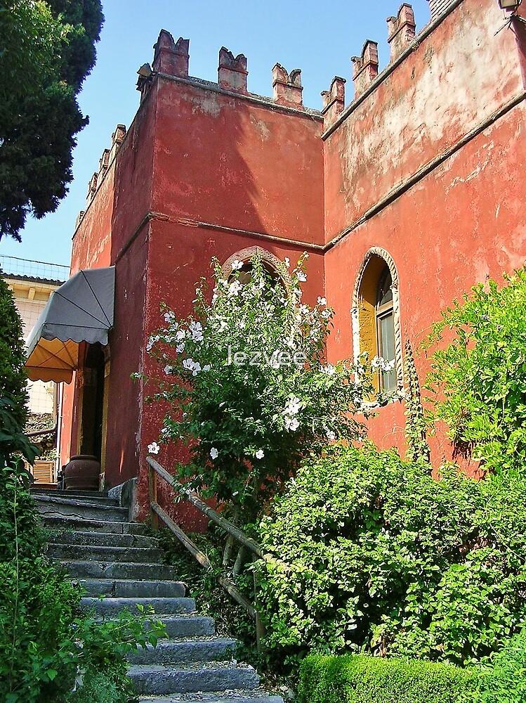 House in the Giardino Giusti by lezvee