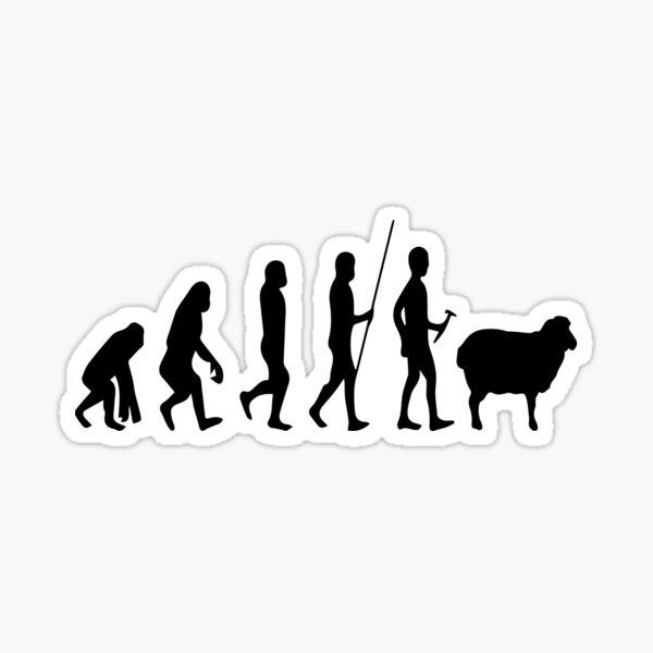Sheeple, Tyranny , Anti mask, Wake up Sheeple, No Mask, Funny  Sticker