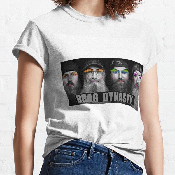 Drag Dynasty Classic T-Shirt