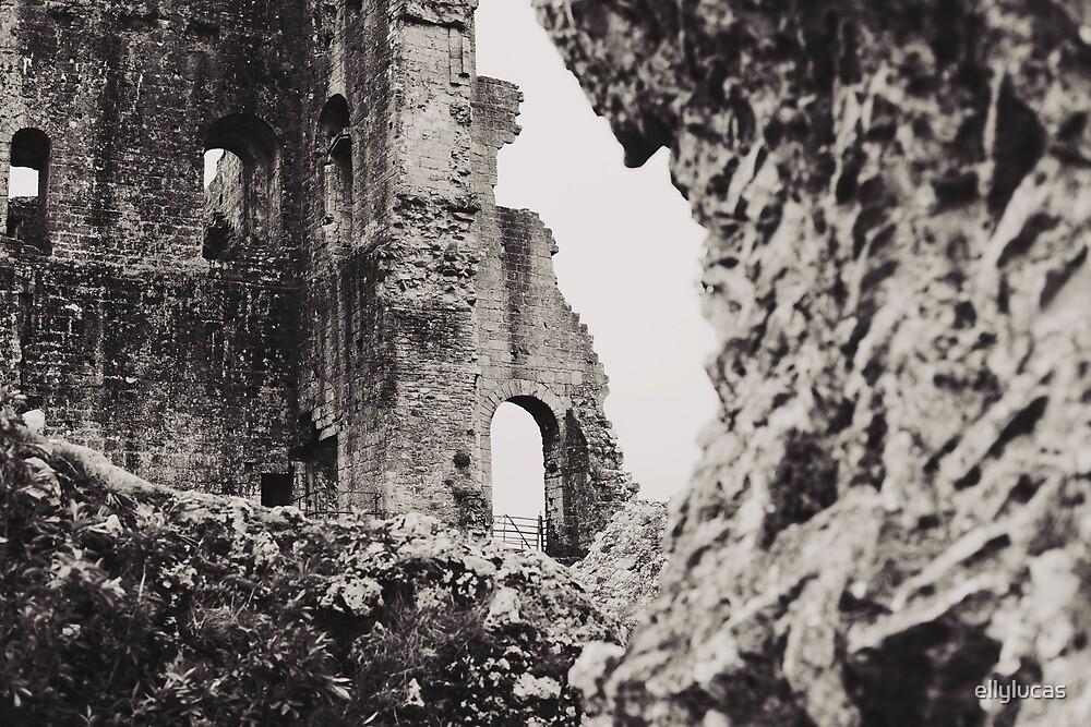 That broken down castle. by ellylucas