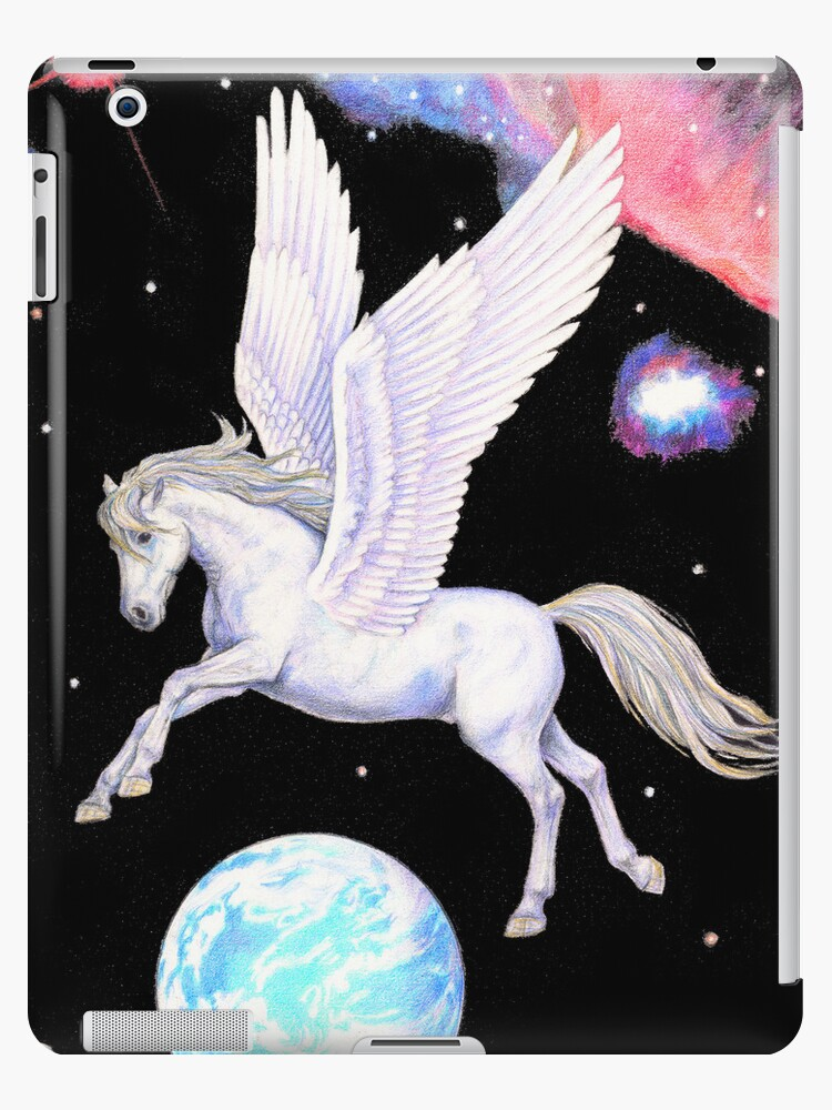 Constellation ipad case by HandsonHart