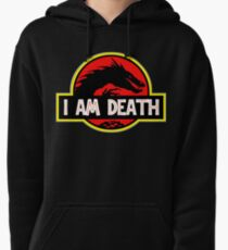 Smaug - I Am Death T-Shirt Pullover Hoodie